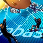 Exchange tokens bounce from key support levels as COIN looks for direction