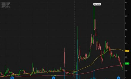Blockchain Penny Stocks Continue to Attract Attention; Here's 3 to Watch