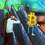 Bitcoin slips below $46K as correction deepens; institutions keep accumulating